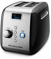 KitchenAid KMT223 2 Slice Black Toaster