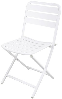 Soundslike HOME Halmstad Outdoor Folding Chair White