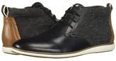 Steve Madden Daysman (Black) Men's Boots