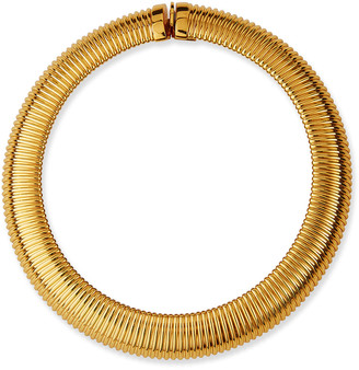Gas Bijoux Aida Grooved Necklace