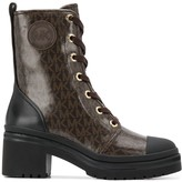 MICHAEL Michael Kors monogram-print ankle boots