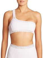 Kiini Yaz One-Shoulder Bikini Top