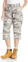Carhartt Women's Relaxed Fit El Paso Cropped Pant Camo