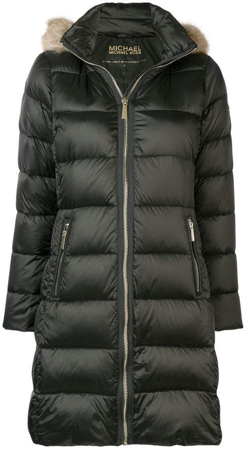 MICHAEL Michael Kors quilted puffer coat