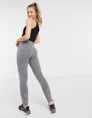 FREE PEOPLE MOVEMENT get on it leggings in grey