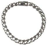 Mawi Ladder Crystal Necklace