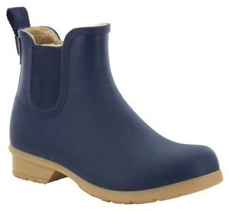 Chooka Women's Bainbridge Chelsea Waterproof Ankle Rain Boot