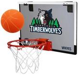 NBA Minnesota Timberwolves Rawlings Polycarbonate Over-The-Door Mini Hoop