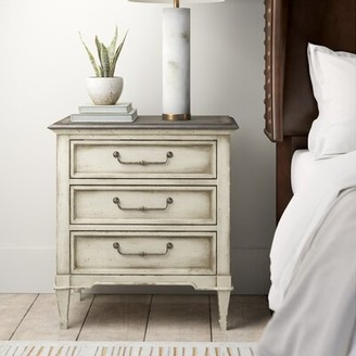 Hooker Furniture Arabella 3 Drawer Nightstand