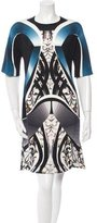 Peter Pilotto Printed Misha Dress w/ Tags