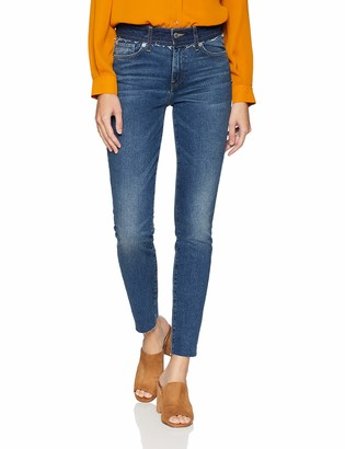 Lucky Brand Women's MID Rise AVA Skinny Jean in Darke 28