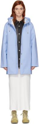 Stutterheim Blue Stockholm Raincoat