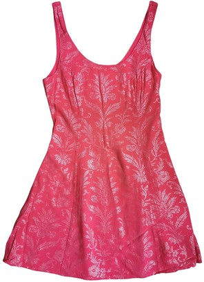 Abercrombie & Fitch Red Dress for Women