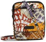 Vera Bradley Painted Feathers Crossbody