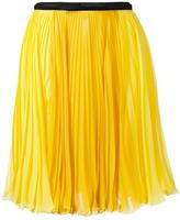 Giambattista Valli pleated skirt - women - Silk - 42