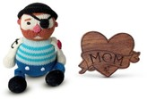 Infant Finn + Emma Jack Buddy & Mom Rattle