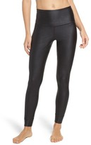 Reebok Women's Metallic High Waist Leggings