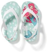 Old Navy Disney© Little Mermaid Flip-Flops for Toddler Girls
