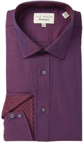 Ted Baker SHOT GINGHAM ENDURANCE SHIRT