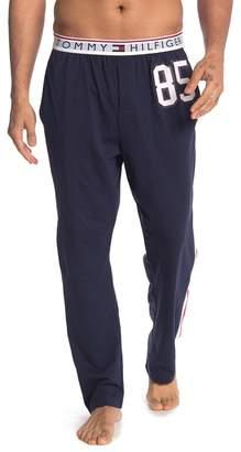 Tommy Hilfiger Stripe Trim Pants