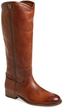 Frye Melissa Button 2 Knee High Boot (Regular & Extended Regular Calf)