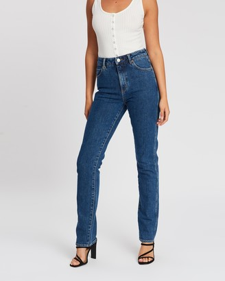 Neuw Marilyn Straight Jeans
