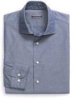 Tommy Hilfiger Tailored Collection Cotton Dobby Shirt