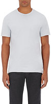 James Perse Men's Cotton Crewneck T-Shirt-LIGHT BLUE, BLUE