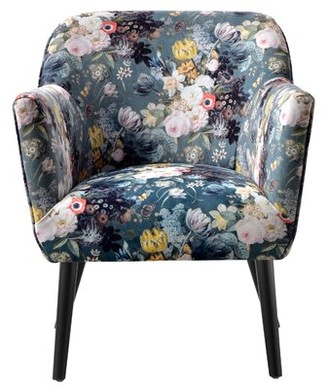 George Oliver Lupe Armchair Fabric: Spring