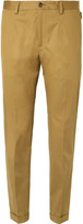 Dolce & Gabbana - Slim-fit Stretch-cotton Trousers