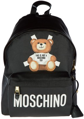 Moschino Teddy Bear Detail Backpack