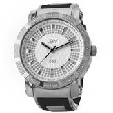 JBW 562 Mens 1/8 CT. T.W. Diamond Two-Tone Watch JB-6225-I