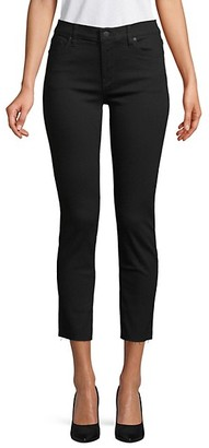 Hudson Tally Cropped Skinny Jeans