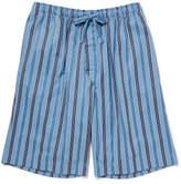 Derek Rose Mayfair 69 Blue Men'S Shorts