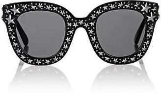 Gucci Women's GG0116S Sunglasses - Black
