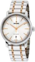 Rado Diamaster R14077113 Two Tone Stainless Steel Automatic 41mm Mens Watch
