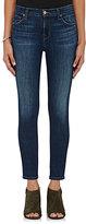 J Brand Women's Mid-Rise Capri Jeans