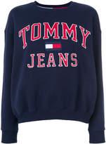 Tommy Jeans printed sweatshirt