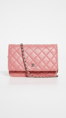 Shopbop Archive Chanel Classic Wallet On Chain