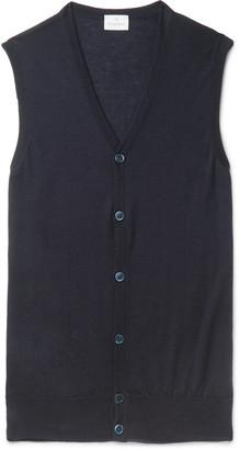 Kingsman Cashmere Sweater Vest