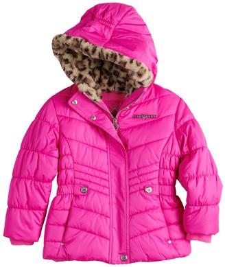 ZeroXposur Girls 4-16 Svana Puffer Jacket