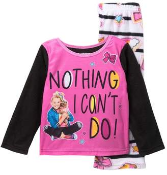 AME Jojo Siwa Pajama Set (Little Girls & Big Girls)