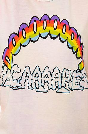 UNIF The Don't Rainbow Tee