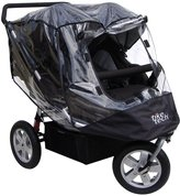 Tike Tech Double City X3 All Season Stroller Cover by