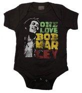 Zion Bob Marley One Love - Catch A Fire Unisex Baby Bodysuit