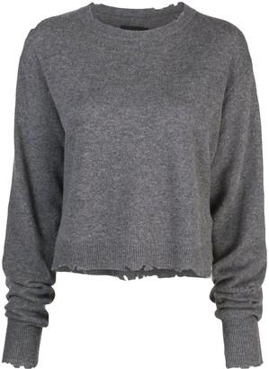 RtA Crew Neck Sweatshirt