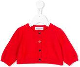 Rykiel Enfant - round neck cardigan - kids - Cotton - 2 yrs