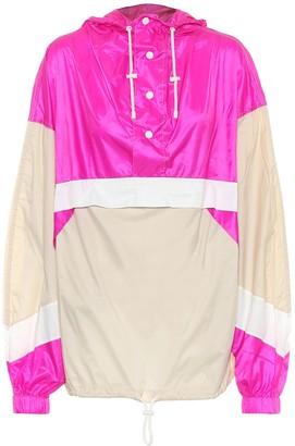 Etoile Isabel Marant Kizzy rain jacket