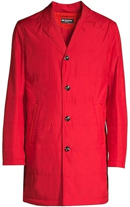 Kiton Packable Rain Coat