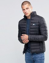 Blend of America Lightweight Quilted Jacket Black